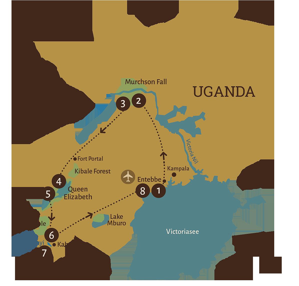 Karte-8-TAGE-Uganda-Safari-the-big-five