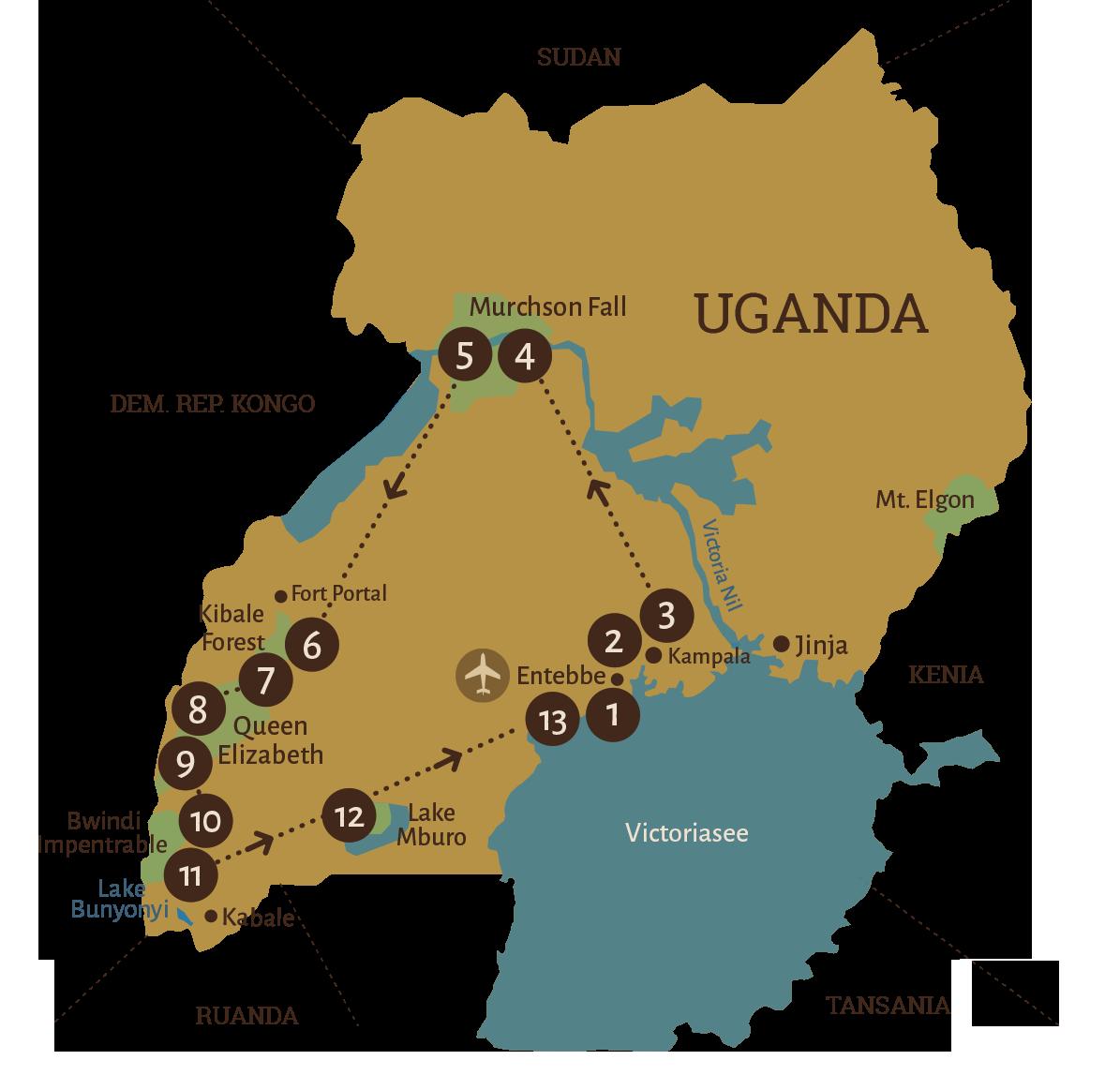 Karte-13-TAGE-das-beste-von-uganda